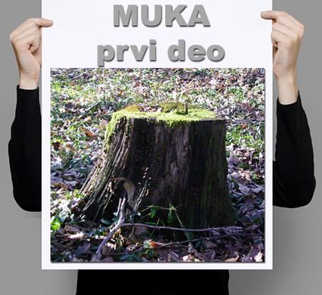 Muka (prvi deo)-Ilija M. Popović – Pop