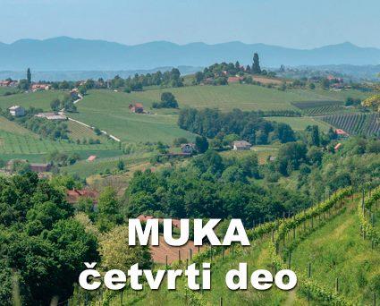 Muka (četvrti deo)-Ilija M. Popović – Pop