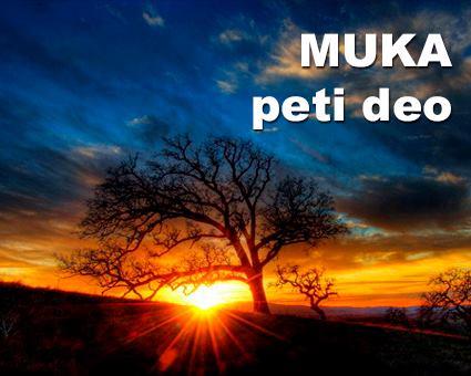 Muka (peti deo)-Ilija M. Popović – Pop